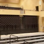 Telescopic Platform Bleachers
