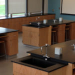 Wood Lab Casework