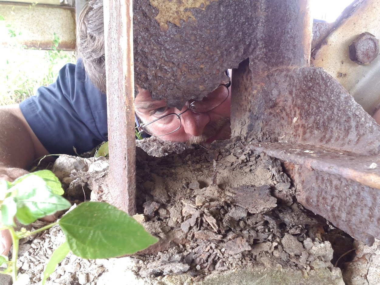 Outdoor Bleacher Repair