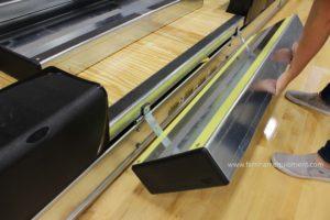 Bleacher Aisle Steps