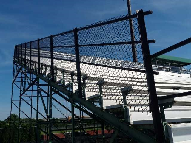 Outdoor Bleachers